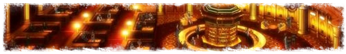 Réception feutrée (PV/MP Comte Radomir) Casino